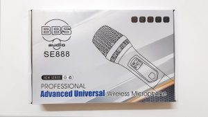 Mic đa năng BBS Audio SE888