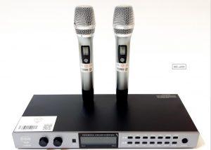Mic không dây cao cấp BBS Audio US838