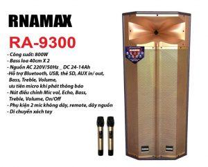 Loa Kéo Chính Hãng RNAMAX RA-9300