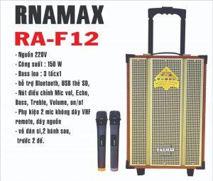 Loa kéo chính hãng RNAMAX RA-12