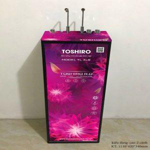 Máy lọc nước RO Toshiro TL (2 vòi 3 chế độ) – 8 cấp lọc