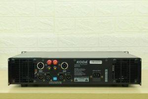 Cục đẩy công suất 2 kênh KODA KP2650A