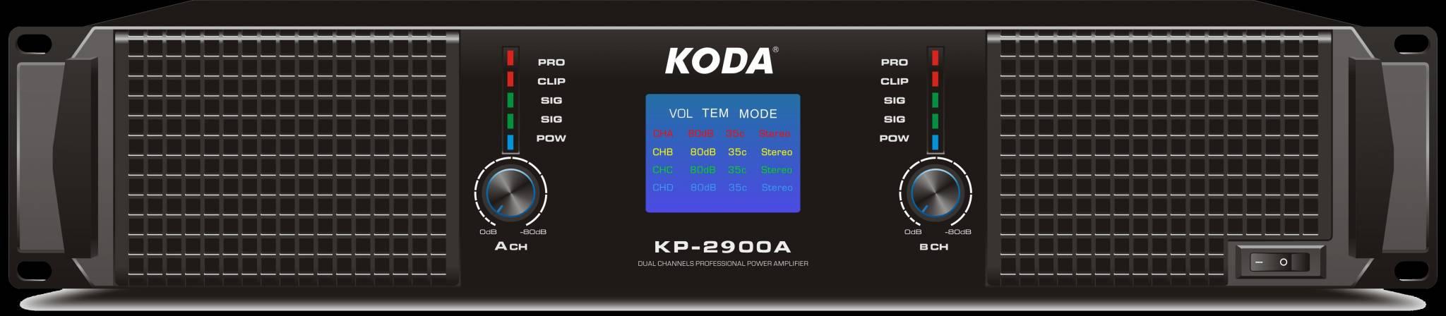 Cục đẩy KODA KP2900A