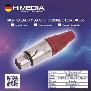 Jack Canon cái Himedia CA-01F cao cấp