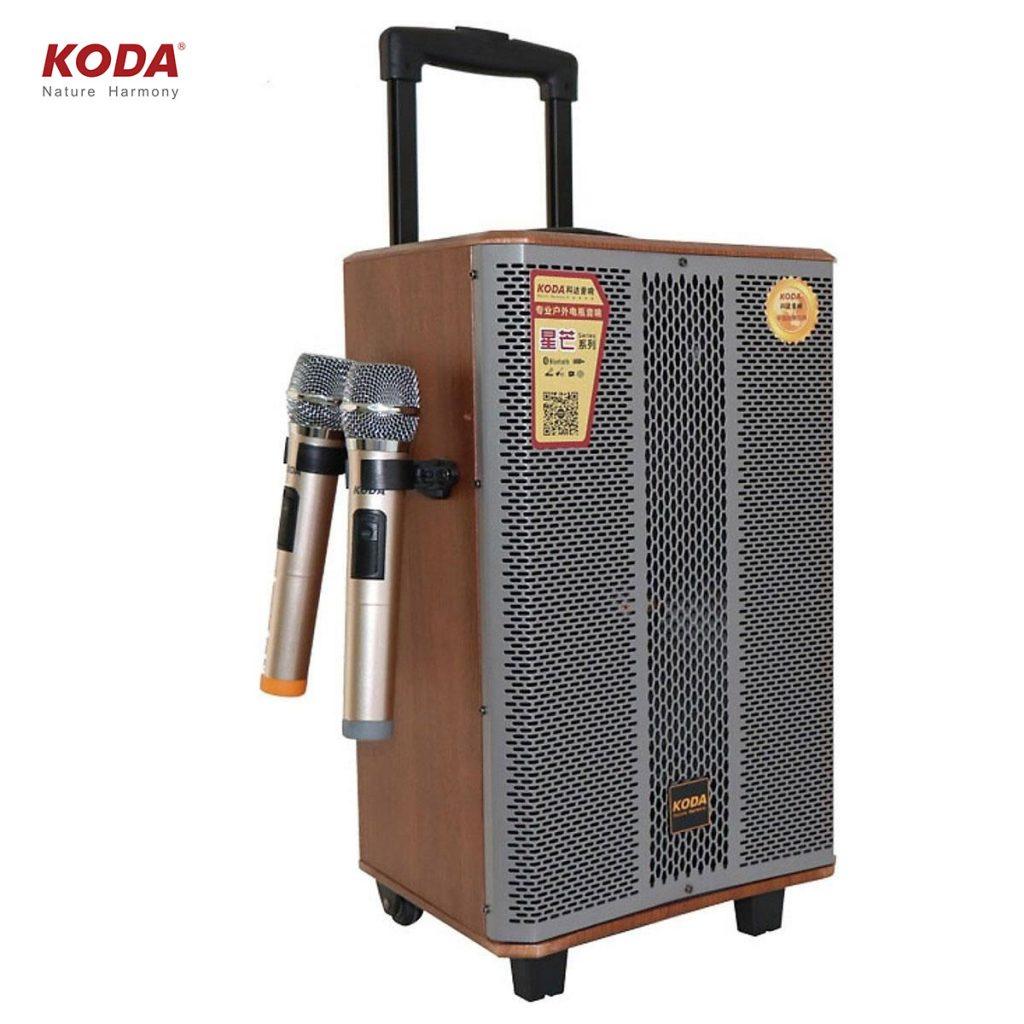 Loa kéo KODA KD1215 Bass 30, Vỏ gỗ – Bảo hành 12 tháng chính hãng