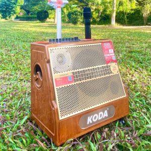 Loa kéo KODA KD510 chính hãng – Loa kéo cho buổi trình diễn chuyên nghiệp