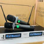 Micro không dây Fedyco 802 Pro – Chuyên dùng cho Karaoke