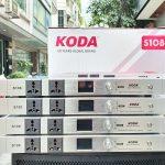 Quản lý nguồn điện KODA S108 – Quản lý nguồn điện cao cấp cho hệ thống âm thanh